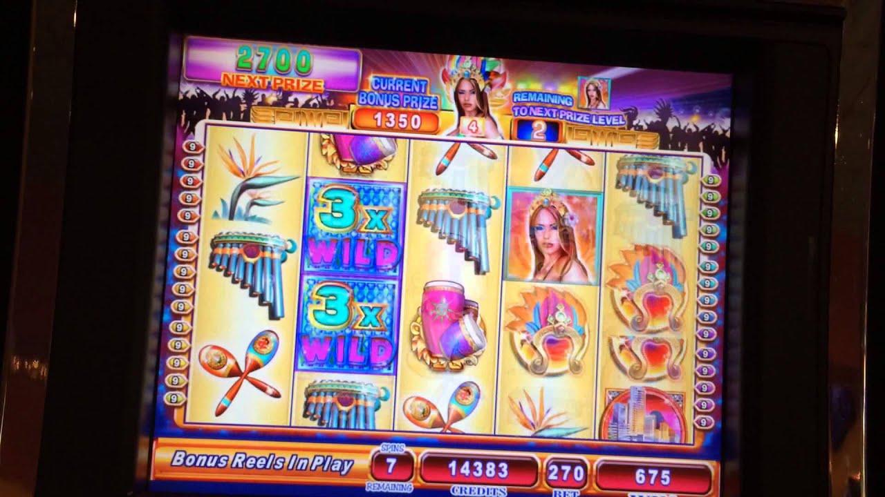 brazilian beauty slot machine play online