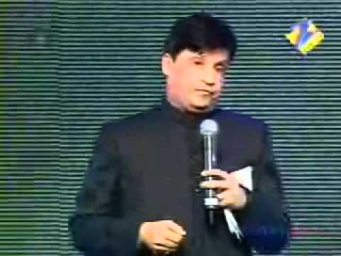 Youtube   Umer Sharif In Zee Cine Award London 2005 Full video