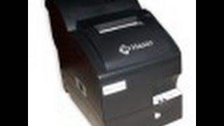 Impresora fiscal Hasar 441 - Funcionamiento básico