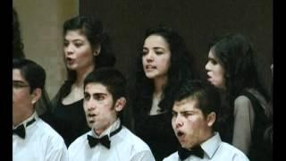 Adana Güzel Sanatlar Lisesi Batı Müziği Korosu  KARS'A GİDERİM Şef : Betül GÜMÜŞ