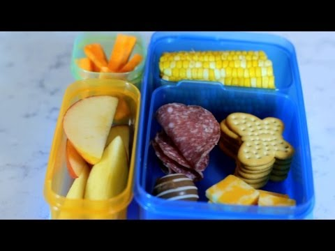 How To Creatively SAVE MONEY & TIME On School Lunches!