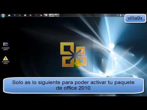 Activador office 2010 [mediafire][2012]