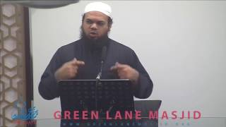 Islam Against Prejudice - Shaykh Ahsan Hanif