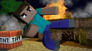 STEVE O DESTRUIDOR ‹ Minecraft Machinima ›