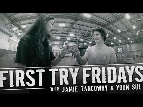 Jamie Tancowny - First Try Friday
