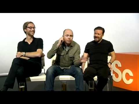 Karl, Ricky and Stephen - An Idiot Abroad