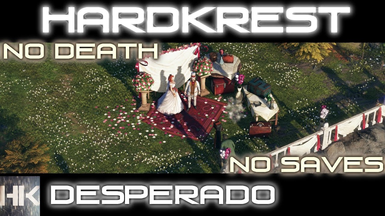 Desperados 3 - Desperado - no saves - no death - прохождение =3= Усадьба Хиггинса