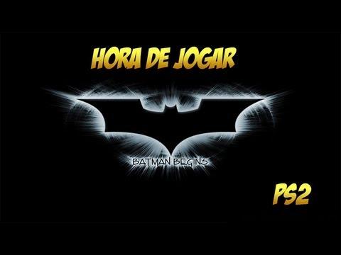 Hora de Jogar : Batman Begins PS2