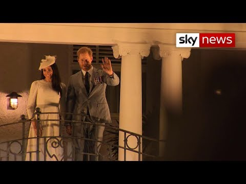 Harry and Meghan: The first tour