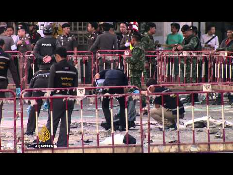 Fears tourism will suffer in Thailand bombing aftermath