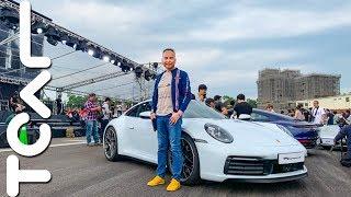 【直播】Porsche 911全新世代Type 992台灣首發 德哥賞車-Tcar