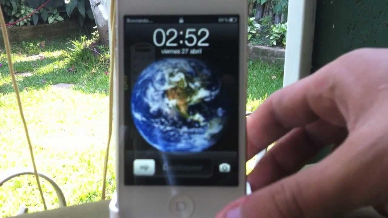 Ultra+ S Unlock para iPhone 4S - Clasificados ST EL SALVADOR - YouTube