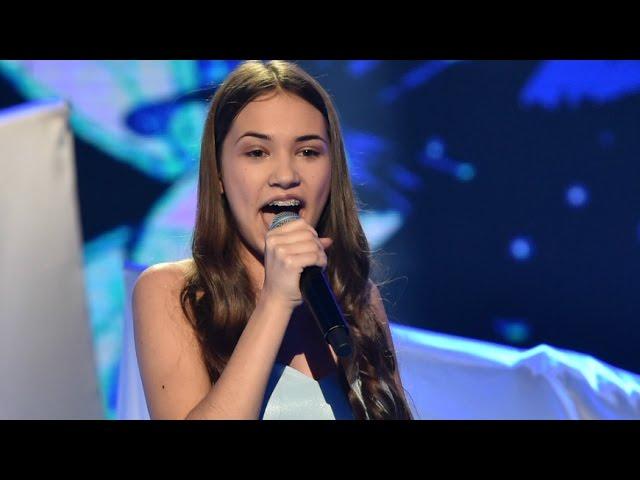 "Alicja Szemplińska – zwyciężczyni ""Hit! Hit! Hurra!"" – ""Listen"""
