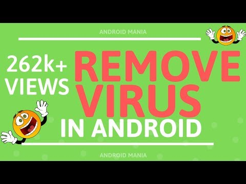 How To Get Rid Of Virus On Android Android Virus Remover