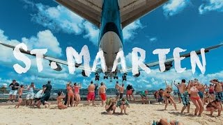 Weekend on Sint Maarten (GoPro)