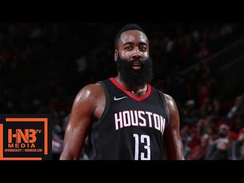 LA Clippers vs Houston Rockets Full Game Highlights / Week 10 / Dec 22