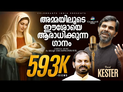 Amme Amme Thaye | Marian Songs | Hit by Fr Shaji Thumpechirayil | Kester Top Ten Hits