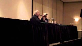 Nick Castle (original Michael Myers) & Tommy Lee Wallace Q&A Part 1.AVI