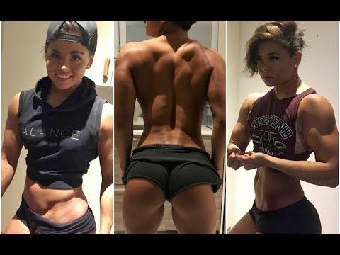 Sophie Arvebrink – MUSCLE GIRL Workout