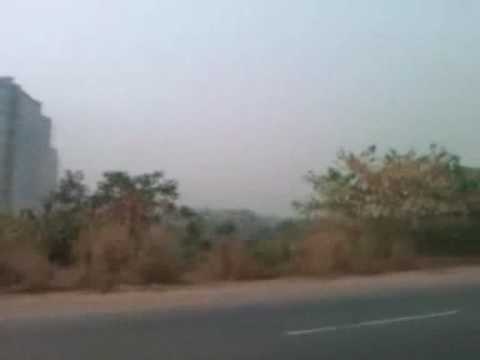 Abuja - Nigeria from Car