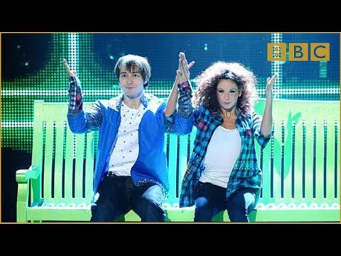 Week 1: Tommy & Charlie - Hip Hop - So You Think You Can Dance - BBC One