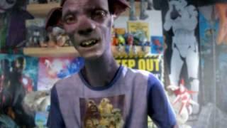 Thumb Blue Hippy Cats, crítica de Avatar por una criatura canina en CGI