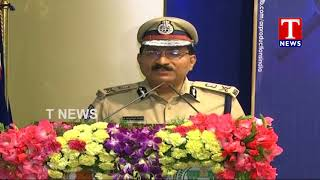 DGP Mahender Reddy Speech | All India Conference Of Directors Meeting  | Hyderabad |TNews Telugu