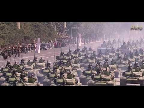 Russia & China Vs USA WW3 2013 HD