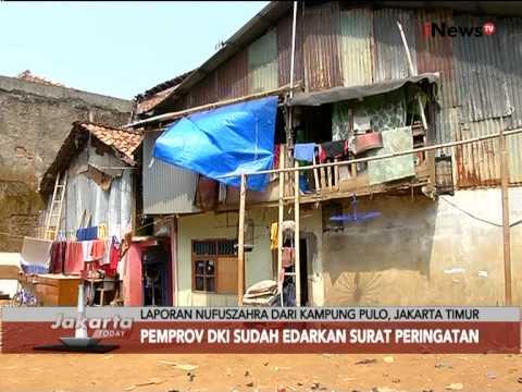 Live Report: Warga Tolak Pembongkaran Rumah Di Kampung Pulo, Jaktim - Jakarta Today 10/08