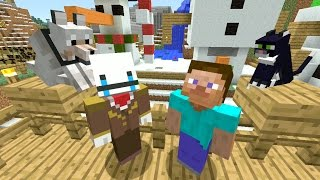 download lagu Minecraft Xbox - Building Snowmen 260 gratis