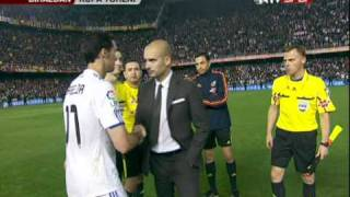 Real Madrid to face Barcelona in King's Cup final 2011 on ntvspor 03 ...