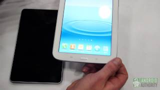 Samsung Galaxy Note 8.0 vs Google Nexus 7 - first look!