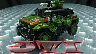 JUST TRANSFORM IT!: Siege Deluxe Hound
