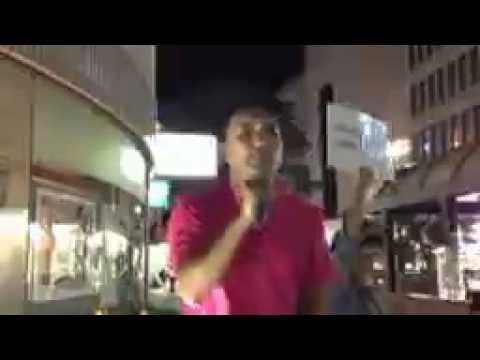 山本太郎「福島県知事選」@福島駅 9/13【低画質・音とび】