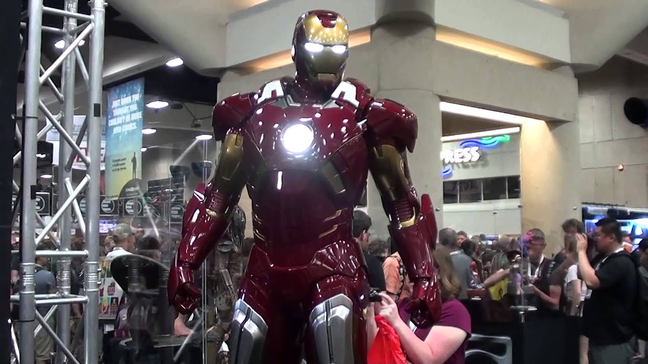 Mark Vii Iron Man 3 Game Iron Man Mark Vii Avenger From