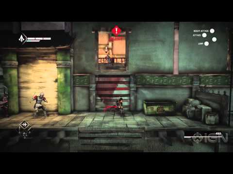 Assassin's Creed Chronicles China Gameplay