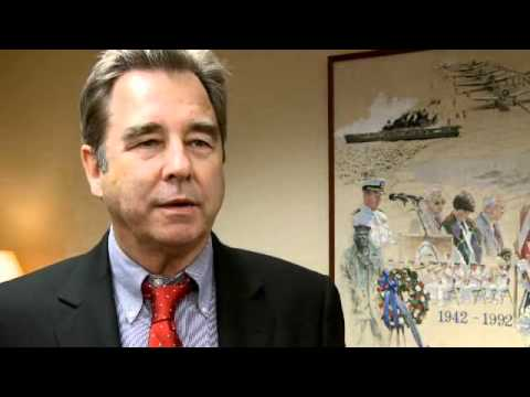 Lone Sailor Award recipient: Beau Bridges