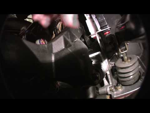 BMW E36 Clutch Pedal Bushing install video