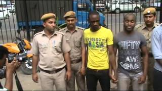 4 Nigerians arrested by Delhi Police for fraudelently printing us dollar currency notes