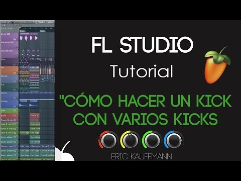 Cómo hacer un kick que suene profesional - Tutorial - FL Studio 11