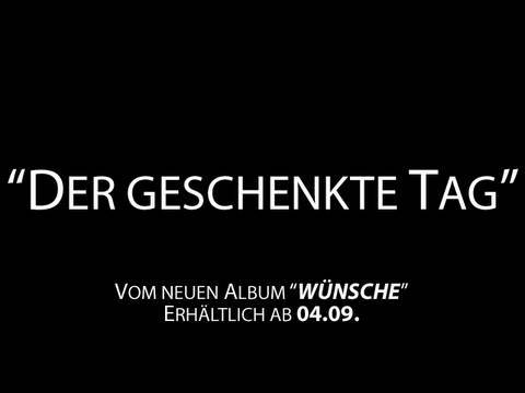 PUR - Der geschenkte Tag (Song + Interview)