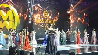 Miss World Philippines 2018 Top 16 Announcement