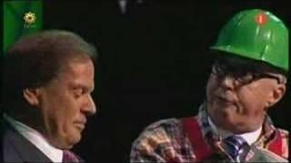 André van Duin 60 jaar TV Show: Lunchpauze (Ingekorte versie met Ivo Niehe)