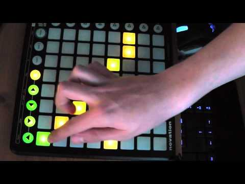 Unboxing of the Novation Launchpad