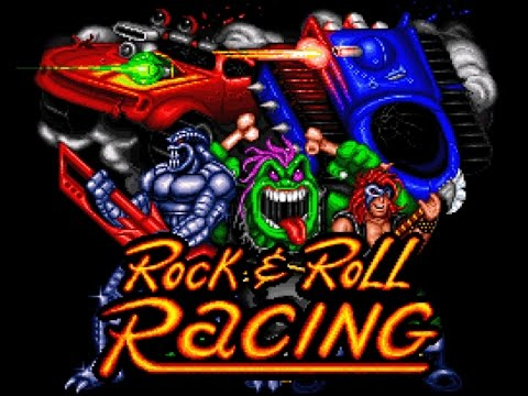 Super Nintendo Classics 024 - Rock 'n Roll Racing