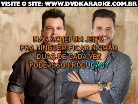 Joao Neto & Frederico E Henrique E Juliano   Pode Isso Produçao