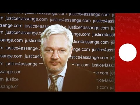 LIVE - Julian Assange full statement after UN panel ruling
