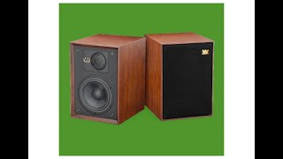 Wharfedale's new speaker sounds retro & new at the same time #speakerreviews
