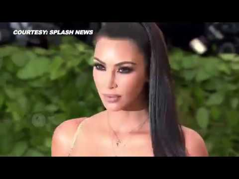 Kim Kardashian   Met Gala Red Carpet thumbnail