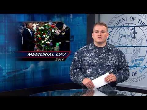 President Obama's Memorial Day Address: